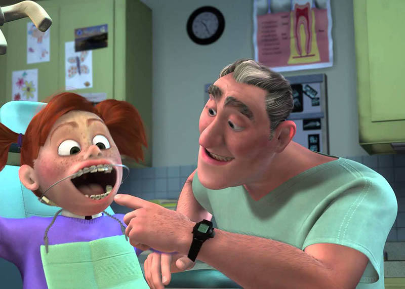 hollywood hating on root canals