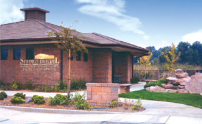 Springs Dental Office Exterior